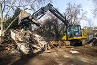 'Abando,' 'Traphouse' demolished