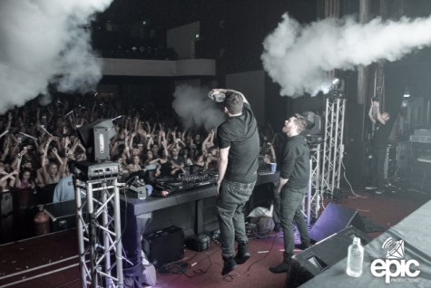 Electronic dance music duo comes to Chico