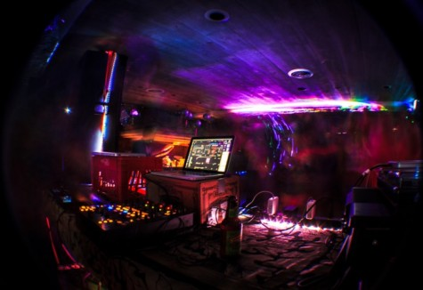 BassMint: Underground club in downtown