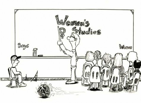 Men could learn a lot by taking women's studies classes