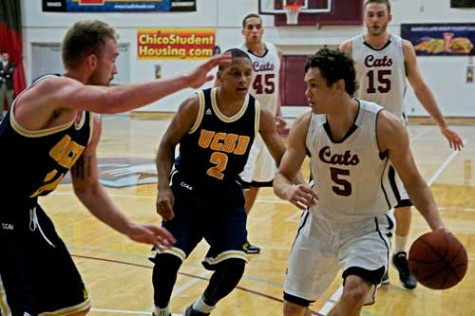Chico State holds top spot in conference