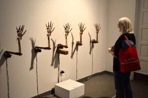 Interactive art exhibition opens at Chico State