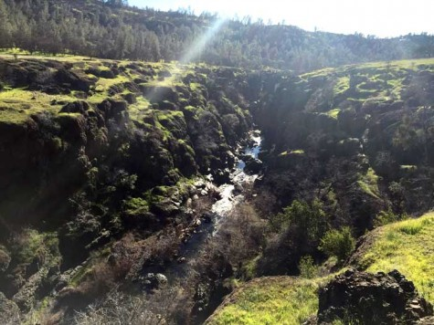 Upper Bidwell Park offers many hiking and biking trails, swimming holes and views in its 3,670 acres of recreational space. Photo credit: Nick Bragg