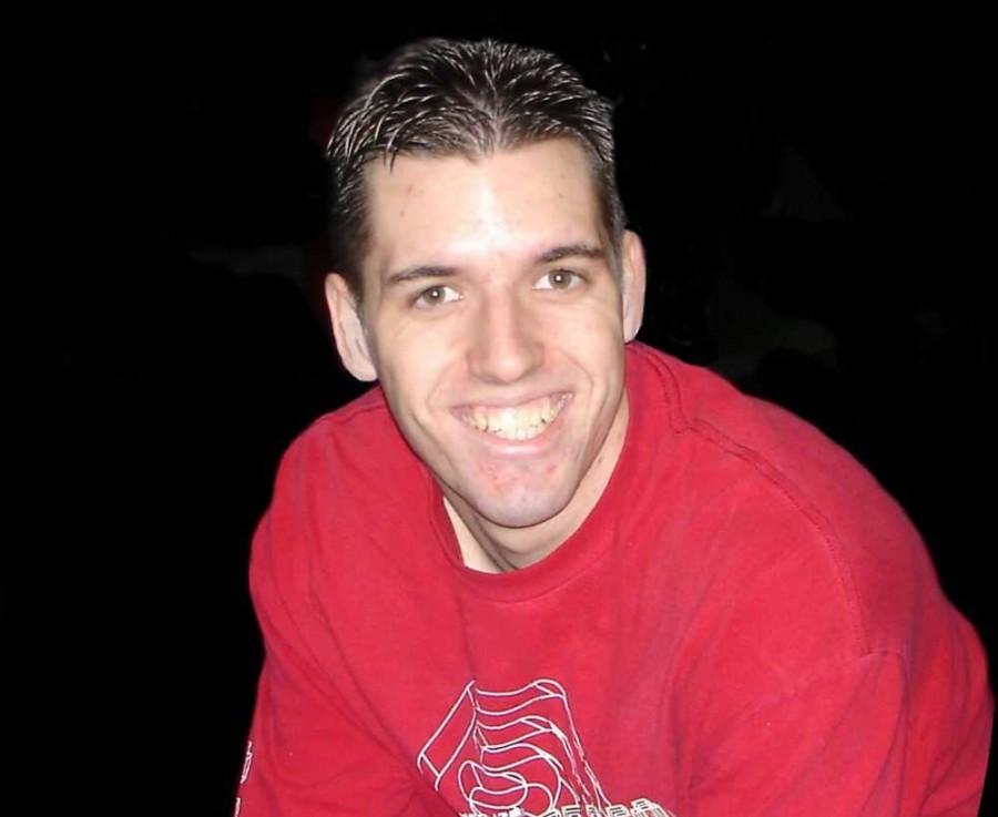 Picture of deceased student Matthew Carrington