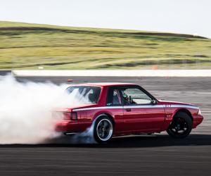FEATURED PHOTO BY TREVOR RYAN: Skidpad Drift Day at Thunderhill