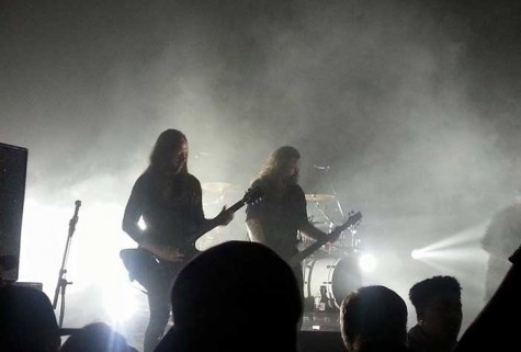 In Flames brings destructive sound to Chico