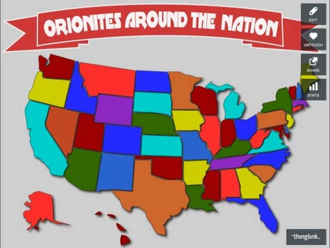 Orion alumni thrive across America