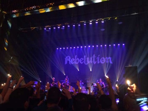 "Reggae band Rebelution promotes ""good vibes"" at Chico concert"
