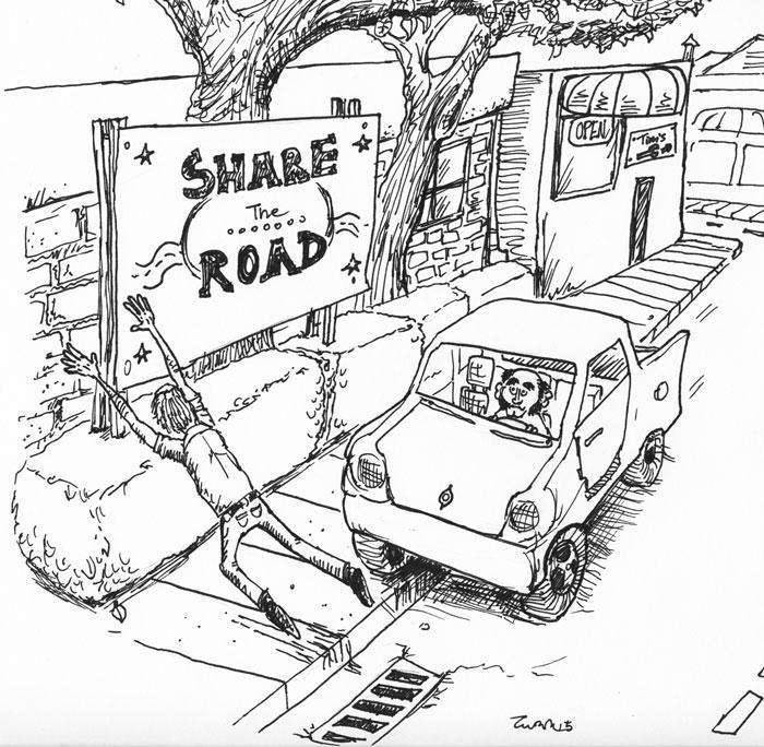 Illustration by Trevor Moore