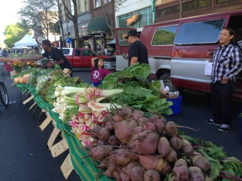 Drought affects Thursday Night Market