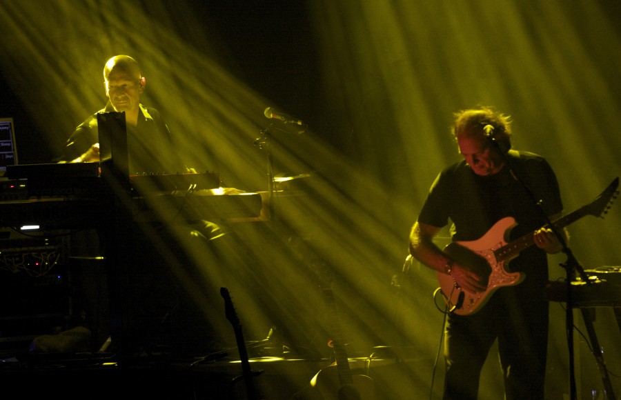 The Pink Floyd Experience offers a show fit for the era of theatrical rock shows and psychedelic music. Photo courtesy of Chico Performances.