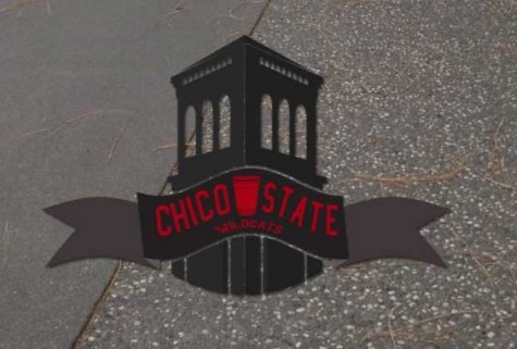 Snapchat location filter features a red Solo Cup for Chico State