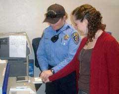 Fingerprint scanning for prospective faculty raises concerns