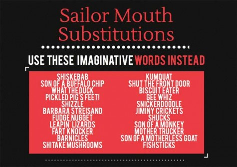 Students and swearing: The normalization of cursing like a sailor