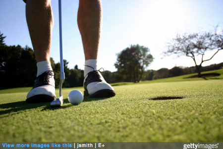 Golf charity event raises money for local youth sports