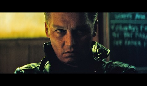 "Depp finds depth again in ""Black Mass"""