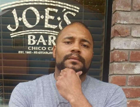 Sean Bradford, bouncer at Joe's Bar, believes that people need to offer more respect to bars when going out. Photo credit: Sabrina Salvatore
