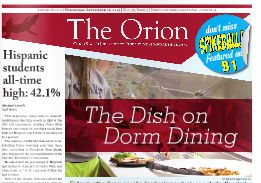 The Orion Vol. 75, Issue 4