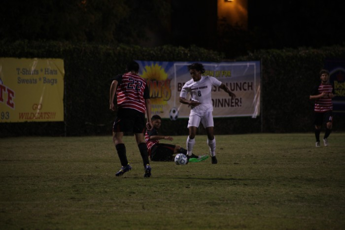 Chico State men's soccer team beats Humboldt State 1-0