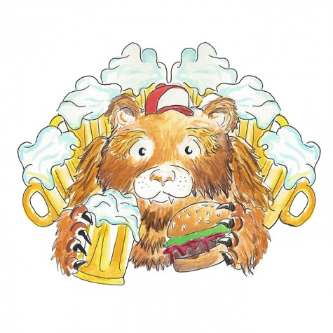 Madison Bear necessities: Beer, bars and burgers