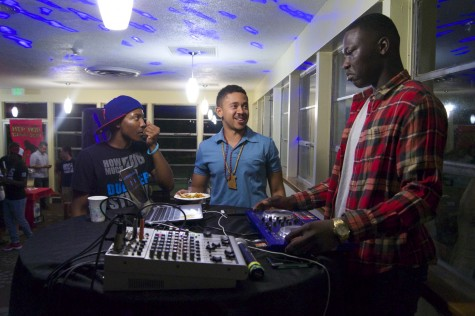 Hip-Hop Spotlight shines on campus