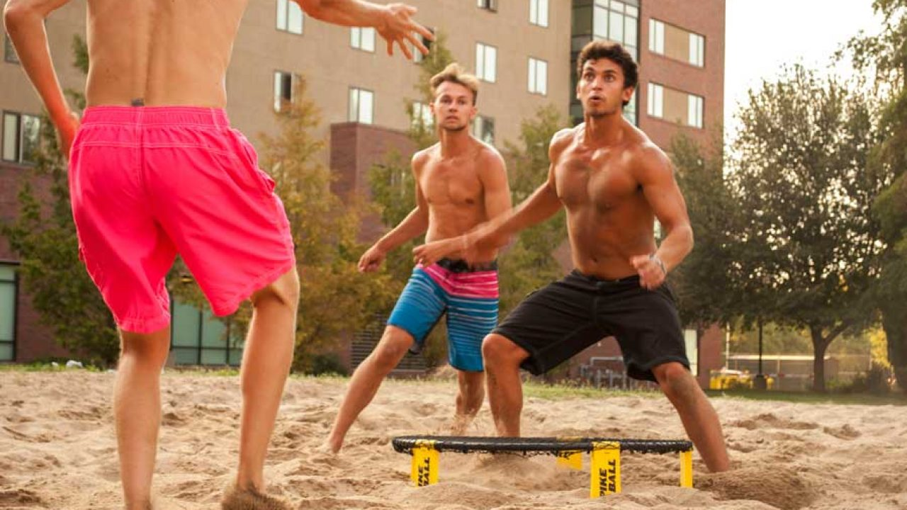Spikeball here to stay with students – The Orion