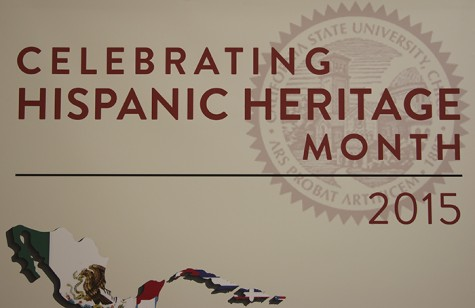 Chico State will be celebrating Hispanic Heritage Month in September in light of the record-breaking increase of Hispanic and Latino enrollment at 42.1 percent. Photo credit: Jenelle Kapellas