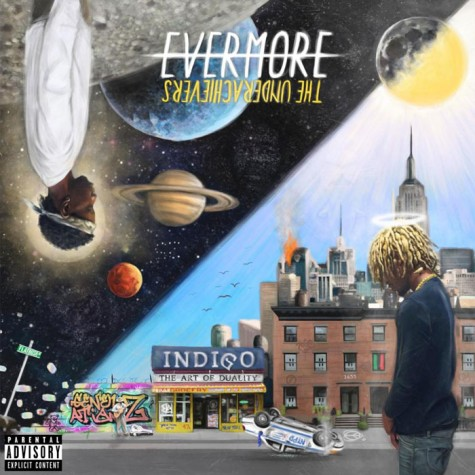 Review: The Underachievers' new album shows lyrical progress