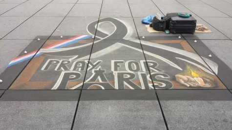 Students studying abroad in Paris safe from terrorist attacks