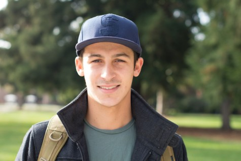 Humans of Chico State: Winter