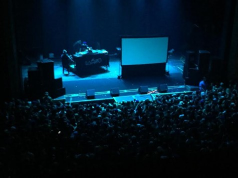 Despite fights, IAMSU! steals the show