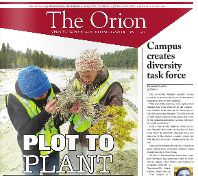 The Orion Vol. 75, Issue 14