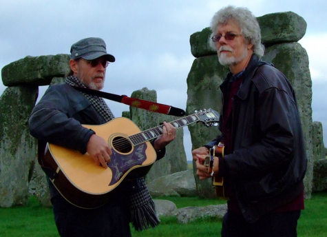 Paul Barrere and Fred Tackett bring blues to the Big Room