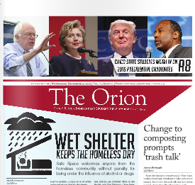 The Orion Vol. 75, Issue 15