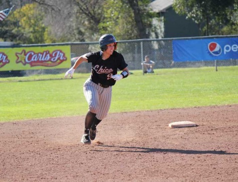 Softball team splits first CCAA doubleheader of the season