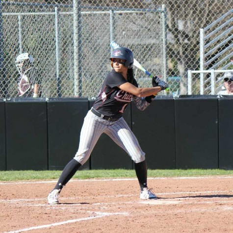 Gonzalez shines as softball team splits double header