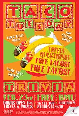 Vámonos to free tacos at taco tuesday trivia night