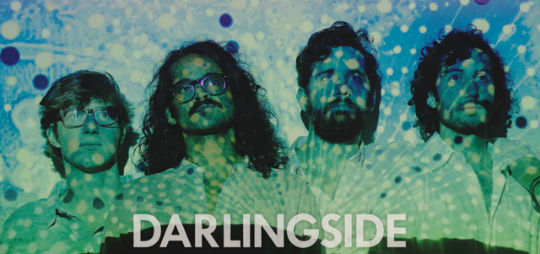 Darlingside promotional photo. Photo courtesy of Auyon Mukharji