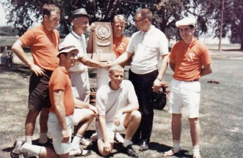 Golf team hopes to recreate championship from 50 years ago