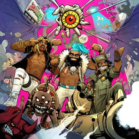 Flatbush Zombies' debut LP has refined sound, no major label