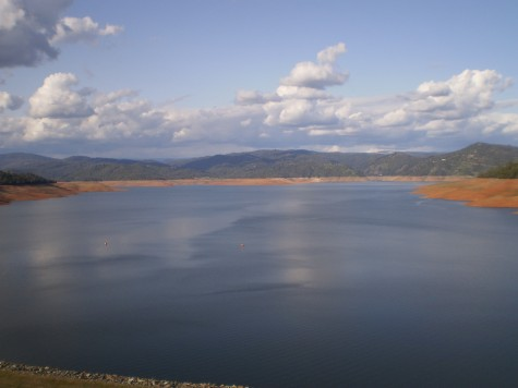 Lake Oroville water level rises to the occasion