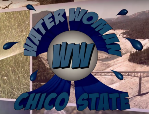 Water Woman nabs Chico State award