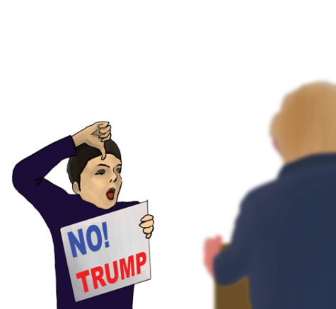 I won't be voting for Trump
