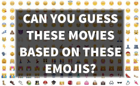 Can you guess these movies based on these emojis?