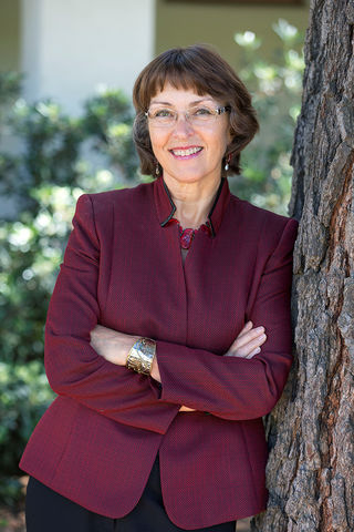 Entering her presidency, Gayle Hutchinson faces challenges such as a divided campus. Photo courtesy of Chico State.