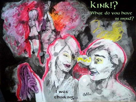 Let's talk kinky, baby