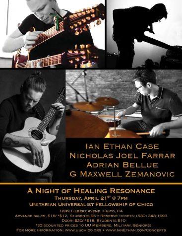 'Healing Resonance' concert coming to Chico