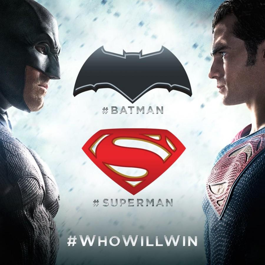 Batman v Superman: Dawn of Justice promotional photo. Photo from official Facebook page.