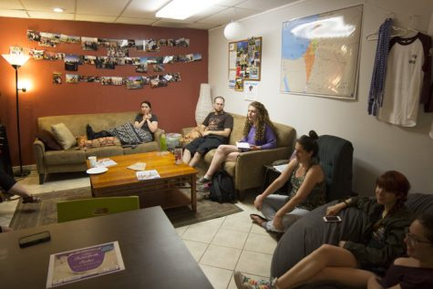 Chico's Hillel club is currently preparing for a trip to Israel. Photo credit: Ryan Corrall