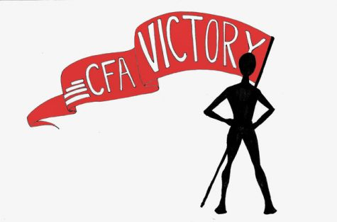 The CFA strike ends as it should